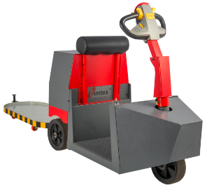 Motorised Puller Vehicle