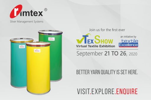 Virtual Textile Exhibition, vTex Show, vTex Show 2020, textile excellence show